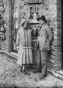 Johann und Jutta Bossard