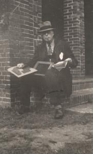 JMB 1935(Beilage zu Brief an Hegg)